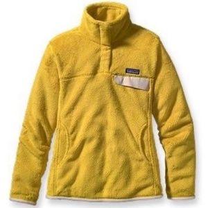 😍RARE Patagonia retool snap T fleece sizes S & M